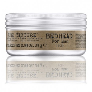TIGI - BED HEAD FOR MEN pure texture pasta moldeadora 83 gr