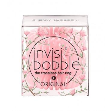 InvisiBobble - Pack 3 Coleteros Secret Garden Original - Cherry Blossom