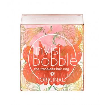 InvisiBobble - Pack 3 Coleteros Secret Garden Original - Sweet Clementine
