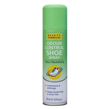 Beauty Formulas - Desodorante para Zapatos en Spray