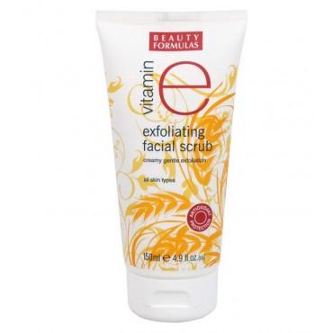 Beauty Formulas - Exfoliante Facial con Vitamina E