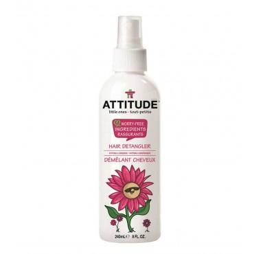 Attitude - Spray Desenredante para bebés Little ones