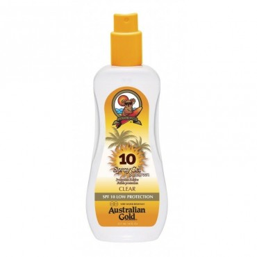 Australian Gold - SUNSCREEN SPF10 - Spray gel
