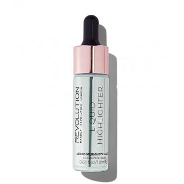 Makeup Revolution - Iluminador líquido - Mermaid's Scale