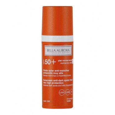 Bella Aurora - Gel crema solar anti-manchas PS. SPF50