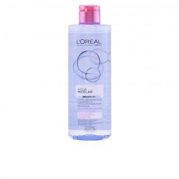 agua micelar suave pieles sensibles 400 ml