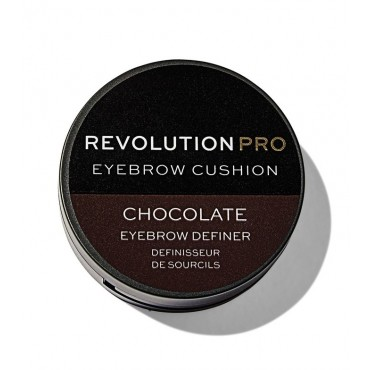 Revolution Pro - Tinte para cejas Cushion - Chocolate