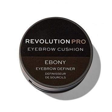Revolution Pro - Tinte para cejas Cushion - Ebony