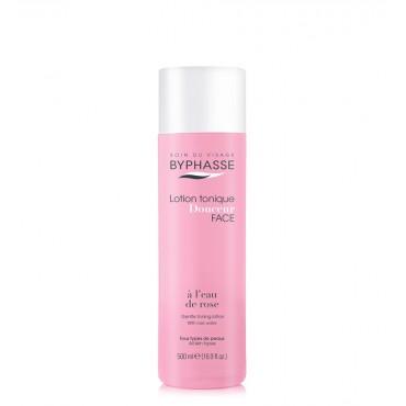 Byphasse - Tonico Facial con agua de rosas. Todo tipo de piel 500ml