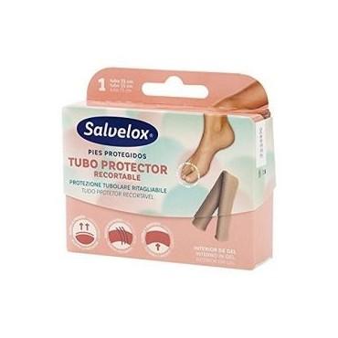 Salvelox - Tubo Protector de Silicona Recortable para Pies