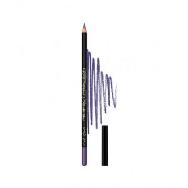 L.A. Girl - Delineador de ojos Perfect Precision - GP706: Deep Violet