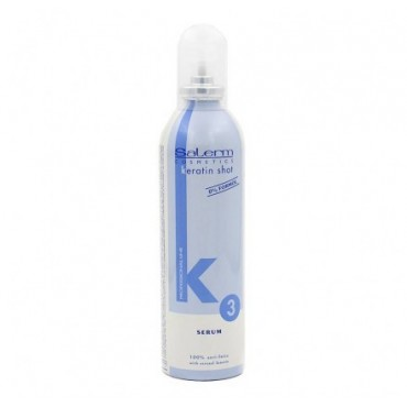 keratin shot serum anti frizz 100 ml