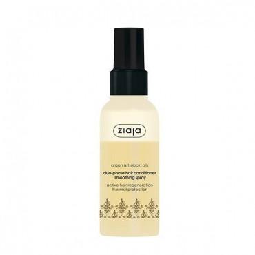 Ziaja - ARGÁN - Spray acondicionador capilar bifásico suavizante