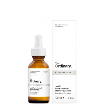 The Ordinary - 100% Plant-Derived Hemi-Squalane