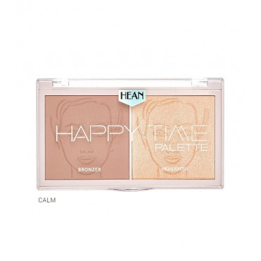 Hean - Iluminador y bronceador Happy Time - 01: Calm