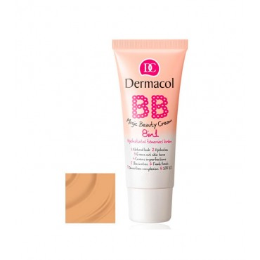 Dermacol - BB Cream Magic Beauty 8 en 1 - 02: Nude