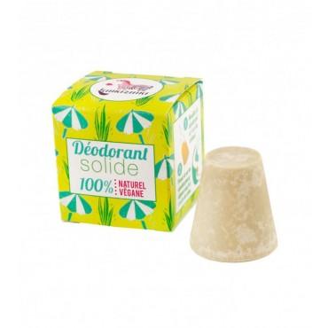 Lamazuna - Desodorante sólido vegano con palmarosa