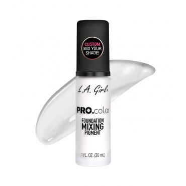 L.A. Girl - Mezclador para base de Maquillaje PRO.color - GLM711 White