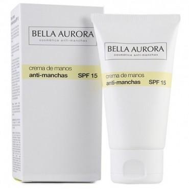 Bella Aurora - Crema de manos Anti-manchas -  SPF15