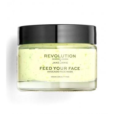 Revolution Skincare - Mascarilla x Jake-Jamie Feed your face - Aguacate
