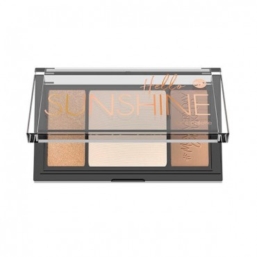 Bell - Paleta de sombras Colour Enjoy - 01