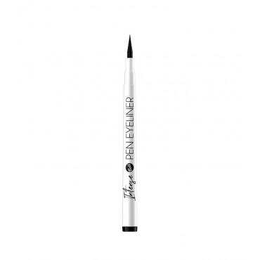 Bell - Delineador de ojos Intense Pen Eyeliner - 01: Black Extreme