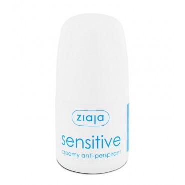 Ziaja - Desodorante roll-on Sensitive