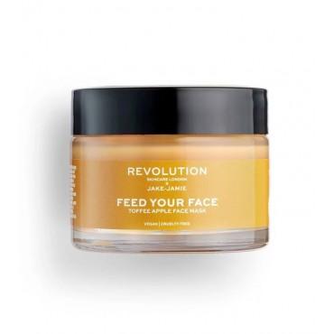 Revolution Skincare - Mascarilla x Jake-Jamie Feed your face - Manzana caramelizada