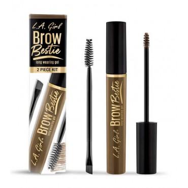 L.A. Girl - Gel para cejas Brow Bestie - GBG382: Soft Brown