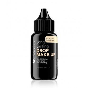 Bell - Base de Maquillaje Hipoalergénica Drop Make-up - 01: Yellow Porcelain