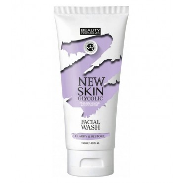 Beauty Formulas - Jabón Facial New Skin Glycolic