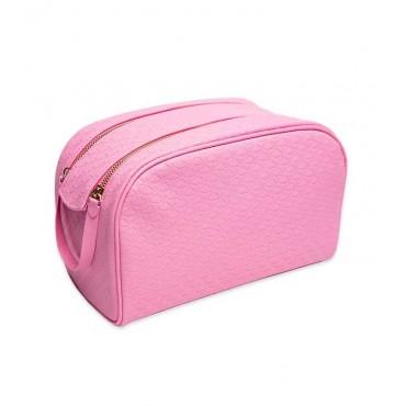 Jeffree Star Cosmetics - Neceser de doble cremallera - Rosa