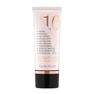 Catrice - Prebase de maquillaje Ten!sational 10 in 1 Dream