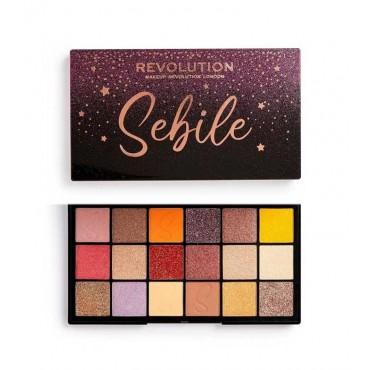 Revolution - Paleta de sombras x Sebile - Day 2 Day