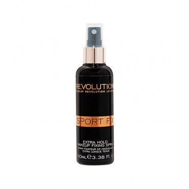 Makeup Revolution - Fijador del maquillaje en Spray Sport Fix Extra Hold