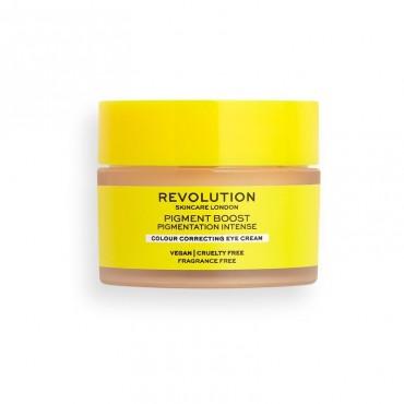 Revolution Skincare - Contorno de ojos con bakuchiol - Toning Boost