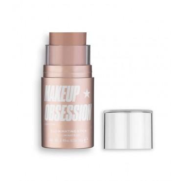 Makeup Obsession - Face & Body Shimmer - Iluminador en stick Illuminating - Billionaire