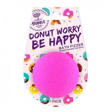 Treets - Bomba de baño - Donut Worry Be Happy