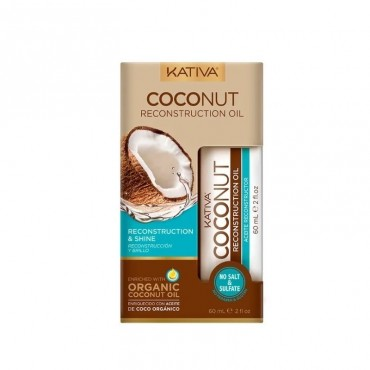 Kativa - Coconut - Aceite Reconstructor - 60ml