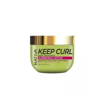 Kativa - Keep Curl - Mascarilla - 250ml