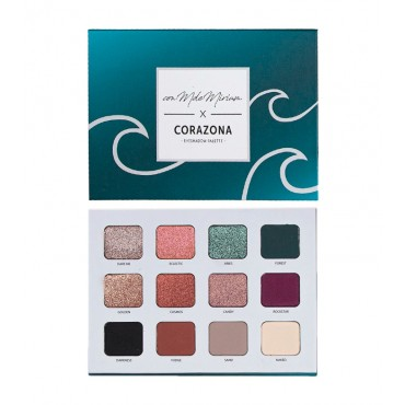 CORAZONA - ConMdeMiriam Collection - Paleta de sombras de ojos