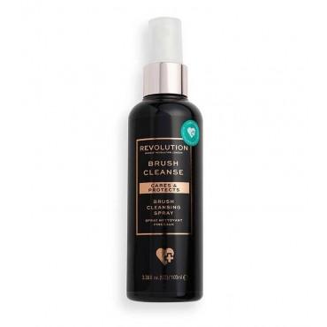 Revolution - Spray limpiador de brochas antibacteriano