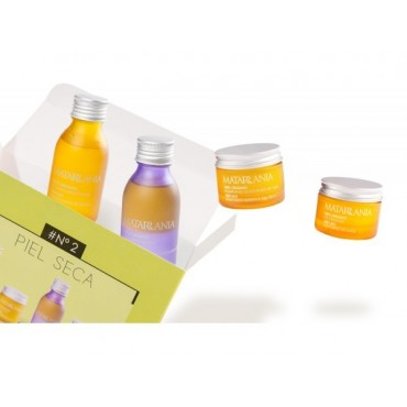 Matarrania - Pack Nº2 - Tratamiento para Piel Seca