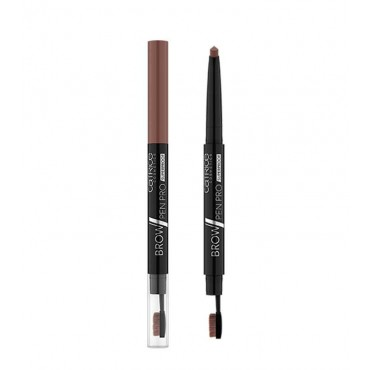Catrice - Lapiz de cejas Brow Pen Pro - 030: Warm Brown