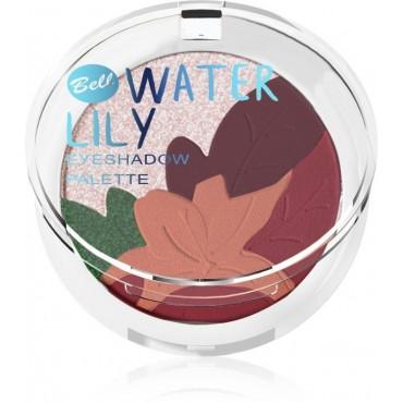 Bell - Paleta Sombra de Ojos - Water Lily