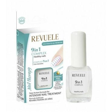 Revuele -  Nail Therapy - Tratamiento uñas saludables 9 in 1 Complex