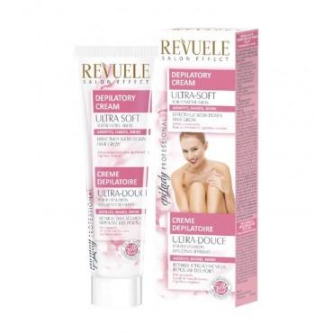 Revuele - Crema depilatoria ultra-suave para áreas sensibles - 125ml