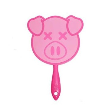 Jeffree Star Cosmetics - *Shane X Jeffree Conspiracy Collection* - Espejo de mano - Pink Pig