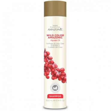 Be Natural - Wild Color Amazonic Champú - 300ml