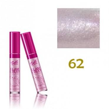 Bell - Brillo de labios Glam&Sexy - 62